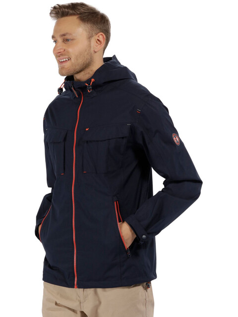 Regatta Bardolf Stretch Jacket Men Navy